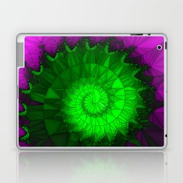 Spirals are beautiful Laptop & iPad Skin
