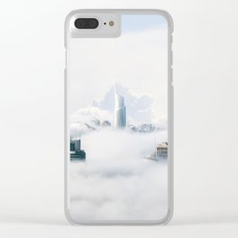 Cloud City Clear iPhone Case