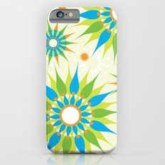 Popsy Twirl Bright iPhone 6s Slim Case