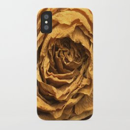 Old Rose iPhone Case