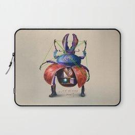 Beetle stunt Laptop Sleeve