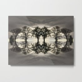 : peace above :  Metal Print