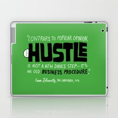 The Hustle Laptop & iPad Skin