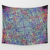motivation Wall Tapestries featuring Motivation by Awesome Palette