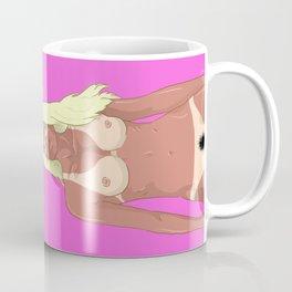 Tanlines Female Coffee Mug