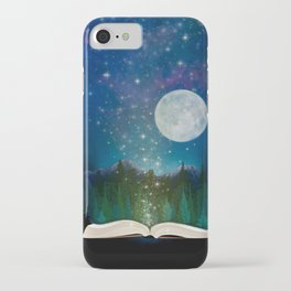 Open Your Imagination iPhone Case