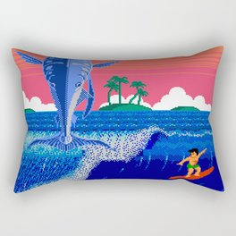 Maui Dreams Rectangular Pillow