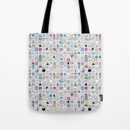 Cositas in Color! Tote Bag
