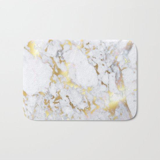 Original Gold Marble Bath Mat