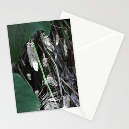 Aves Graves Stationery Cards
