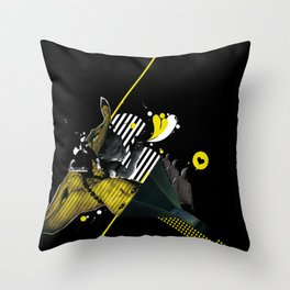 You must be a dream Throw Pillow