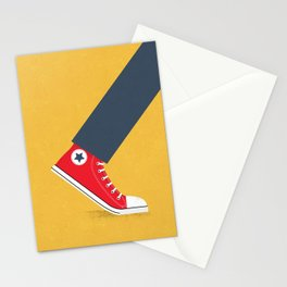 Awful Lot of Running – Red Stationery Cards