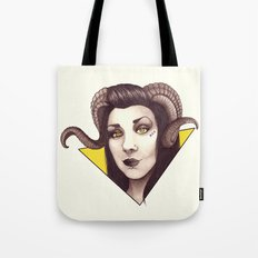 Id - The Devil is a Woman Tote Bag