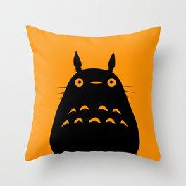 MY NEIGHBOR TO TO RO  Throw Pillow