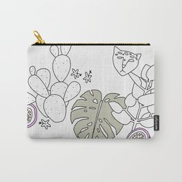 Passionfruit Carry-All Pouch