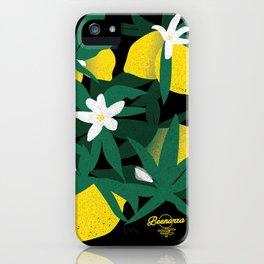 Kickass Lemonade iPhone Case