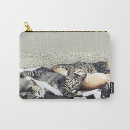 Cats in Tokyo Carry-All Pouch