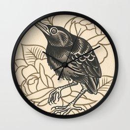 Starling Wall Clock