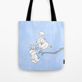 Mr. Owl's Revenge Tote Bag