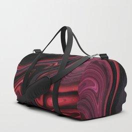 Melted Rosebush Duffle Bag