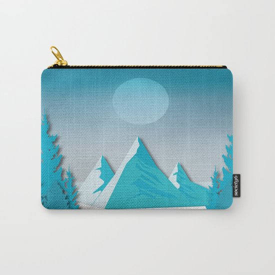 My Nature Collection No. 39 Carry-All Pouch