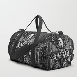 Soul of the Machine Duffle Bag