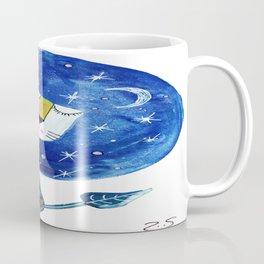 Cecilio Cosmico Coffee Mug