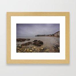 Kingsgate Bay Framed Art Print