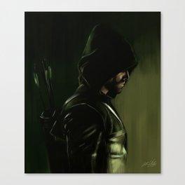 The Arrow Canvas Print