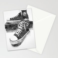 Get Chucked Stationery Cards