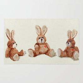 Cuddly Care Rabbit II Rug