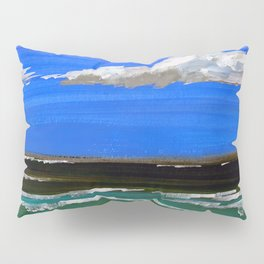 Pacific ocean Pillow Sham