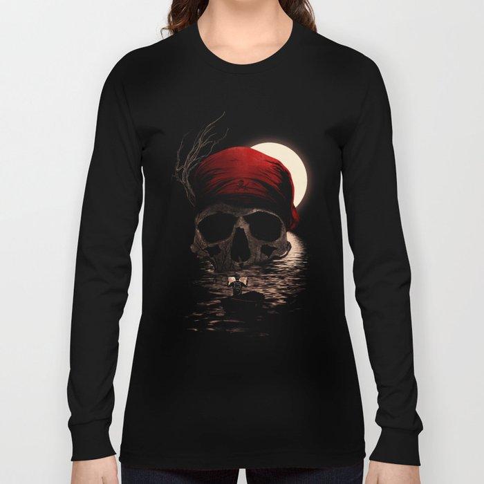 Treasure Hunting Long Sleeve T-shirt