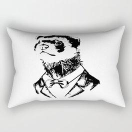 Fancy Ferret Rectangular Pillow