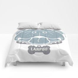 LARPBO Bully Head Comforters