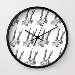 Bone idle Wall Clock