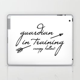 Guardian in Training Laptop & iPad Skin
