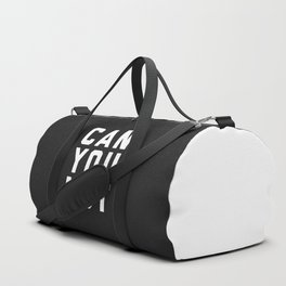 Can You Not Funny Quote Duffle Bag