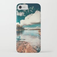 europe iPhone & iPod Cases featuring Belle Svezia by HappyMelvin