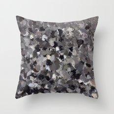Iceland Skogar Rocks 2405 Throw Pillow