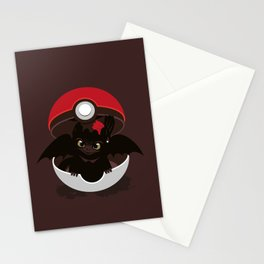 How To Catch Your Dragon Stationery Cards