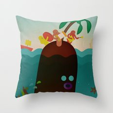 i s o l a n o Throw Pillow