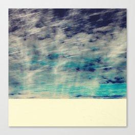 In a Deep Sleep Canvas Print