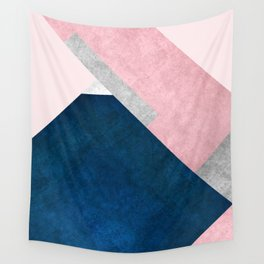 Modern Mountain No2-P1 Wall Tapestry
