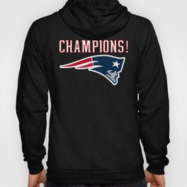 New England Football Super Bowl Champions Hoody