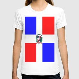 Flag of Dominican Republic T-shirt