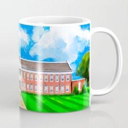 Classic Old Main - Andalusia High School Coffee Mug