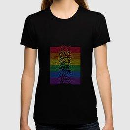 Joy Division - Unknown Rainbow Pleasures T-shirt