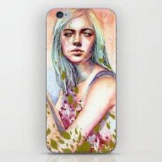 Through My Fingers iPhone & iPod Skin