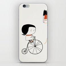 Hectora 2 iPhone & iPod Skin